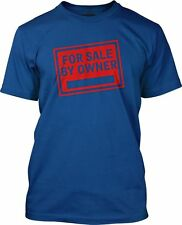 For Sale By Owner (Red) Fine Jersey T-Shirt