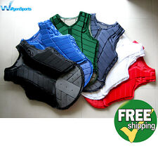 Horse Riding Safety Eventing Protective eventer youth Equestrian Vest