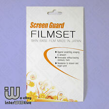 3 Pcs of Quality LCD Screen Protector Film Guard Shield For Meizu MX4