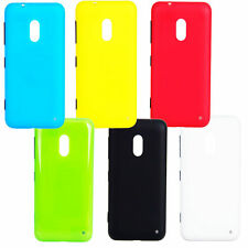 Replacement Battery Back Cover Door Housing & Buttons for Nokia Lumia 620 Case