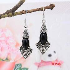 New Classical 1pair 925 Sterling Silver Dangle  Drop Earrings