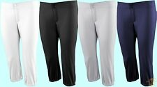 Russell Athletic Womens Low Rise Knicker Length Softball Fastpitch Pants 7S3DBXK