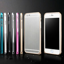 "【for 5.5"" iPhone 6 Plus】 0.8mm Utra Thin Hard Aluminum Metal Bumper Case Cover"