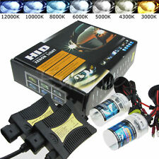 55W HID Xenon Conversion KIT Ballast bulbs H1 H3 H4-3 Hi/Lo H7 H9 H11 9004/7 H13