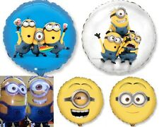 Despicable me Minion Helium Foil Balloons Supershape and 20""