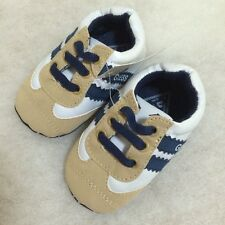 2014 New Baby Shoes Sport Baby Sneakers Soft Sole Baby Boys Crib Shoes 6-24 Mths