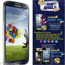 bullet-proof protector 10H tempered glass for Samsung Galaxy S 4 easy lot KOREA
