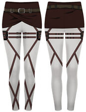 Attack On Titan Scout Regiment Costume Leggings Pant by Ripple Junction TALJ2048