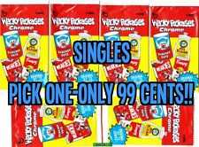 2014 WACKY PACKAGES 1ST SERIES CHROME *PICK-A-SINGLE* ONLY 99 CENTS EACH! WOW!!