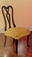 2 Dining Room Chair Seat Covers Protector Fabric Washable Waterproof Cover