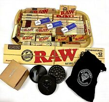 RAW Mini/Small/Large/XXL Tray/Box Deals with all Products Fully Loaded Gift Sets