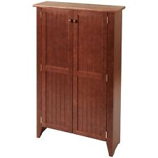 Manchester Wood Tall Double Jelly Cabinet