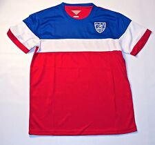 USA Soccer Jersey World Cup 2014 (MENS US SIZES)  GENERIC (NO BRAND)