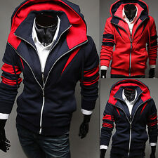 Mens Coats Autumn Athletic Korean Fashion Boys Casual Sweaters Sports Cardigan
