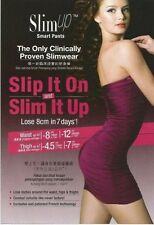 Slim Up Smart Pants Clinically Proven Slimming & Anti-Cellulite Action in 7 Days