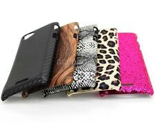 New Luxury Stylish Hard Back Cover Case Skin For Sony Xperia L S36H C2104 C2105