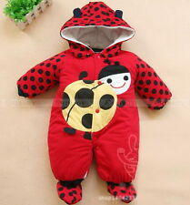 New Newborn Baby Clothes Sets Girl Boy Clothing Romper Winter Outwear Outfits