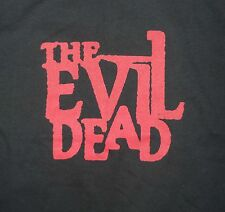The Evil Dead 1981 horror zombie movie t-shirt S, M IN STOCK limited quantity