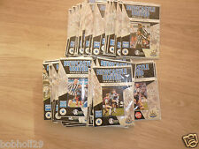 Newcastle Utd Home Programmes 1990/91  to 1994/95