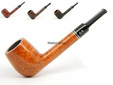 Briar Tobacco Smoking Pipe Pipa Pfeife LOVAT metal filter + Pouch by G.G.