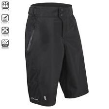 Tenn Mens Protean Waterproof BMX/MTB/Downhill Shorts - Black