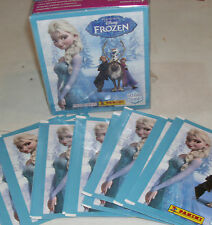 Panini Disney Frozen Enchanted Moments Stickers: Quantity: 10 25 50 packs or Box