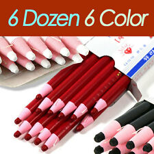 Peel-Off China Markers Grease Pencil For Metal Plastic Fabric - 72 PCS 6 DOZEN