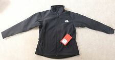 NWT The North Face Women's Caroleena Apex Bionic Softshell Jacket Black S-XL