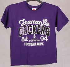 Official AFL Fremantle Dockers Youth Supporter Tee