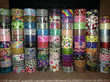 You Pick! Patterned Duck Brand Duct Tape Rolls!!