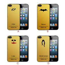 Quirky Marvel Heroes Joker Batman Robin Wonder Woman Hard Phone Case Cover Z243