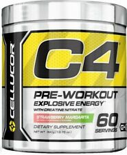 Cellucor C4 Extreme Pre Workout NEW G4 CHROME SERIES 60 Servings