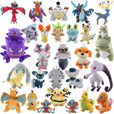 Nintendo Pokemon Series Plush Character Soft Toy Stuffed Animal Doll Cute Teddy