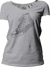 Big Texas BT All Star (Black) Women's Short-Sleeve V-Neck T-Shirt