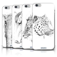STUFF4 Back Case/Cover/Skin for iPhone 6+/Plus 5.5/Sketch Drawing