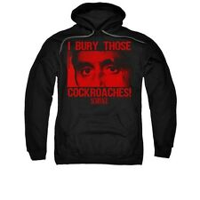 Scarface Cockroaches Adult Pull-Over Hoodie
