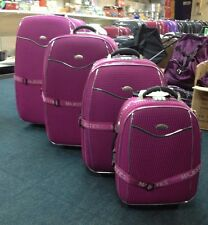 Expandable Super Light-weight Trolley Suitcase Bag - Size 20'', 24'', 28'', 32''