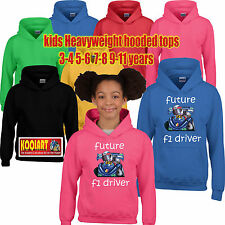 Koolart 297  F1 Go Kart Karting Race Racing Team Kids boys girls Hoody Hoodie