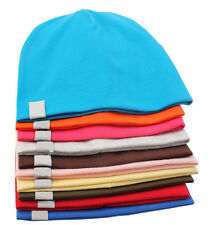 Unisex Cotton Beanie Hat For New Born Cute Baby Boy/Girl Soft Toddler Cap T