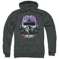 Top Gun Maverick Helmet Adult Pull-Over Hoodie