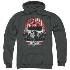 Top Gun Goose Helmet Adult Pull-Over Hoodie