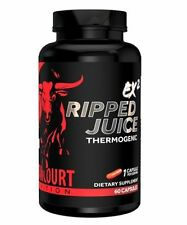 Betancourt RIPPED JUICE EX2 Fat Burner 10 & 60 Caps Weight Loss Mood & Energy