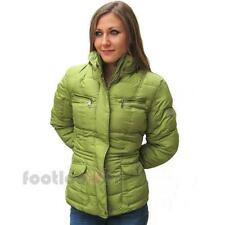 Geox Women's Casual Jacket Sport Fashion W4428A F3203 Green Winter Moda