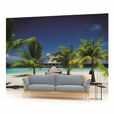 Beach Walkway  PHOTO WALLPAPER WALL MURAL ROOM DECOR (891VE)