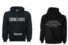 Custom Made Senior Outfit, Hooded Swetshirt & Sweatpants S-5X Class of 2015