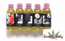 EARTHLY BODY EDIBLE MASSAGE OIL HEMP SEED MOISTURIZING LICKABLE MASSAGE Oil 1 oz