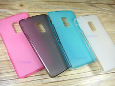 Soft TPU Silicone Gel Clear Skin Case Cover for Acer Liquid Z200 Duo / Z205