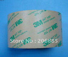 3M 467MP Double Sided Tape, UV / Waterproof, 2 Inches Wide, Transfer Tape