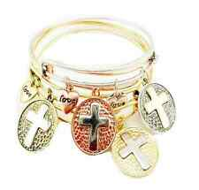 HOT cross fashion alex and ani hand of fatima wire loop charm jewelry bracelet