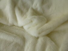 Luxury, Synthetic  Faux Fur Fabric,  Short Pile, Very Soft Multi Listing (¼m-1m)